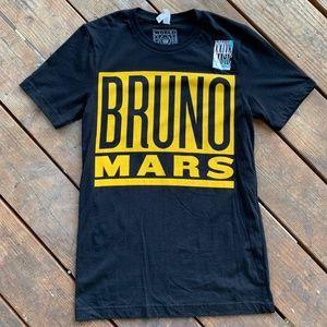 Other - Bruno Mars 24K Concert Merch T-Shirt